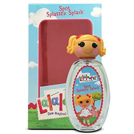 LalaLoopsy Spot Splatter Splash Eau De Toilette Spray, 3.4 Ounce