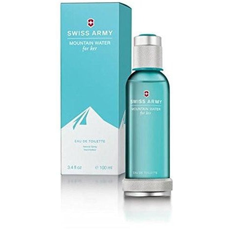Swiss Army Mountain Water EDT 3.4 oz 100 ml Women