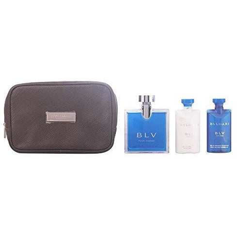 Bvlgari Lot BLV Homme EDT Gift Set Men