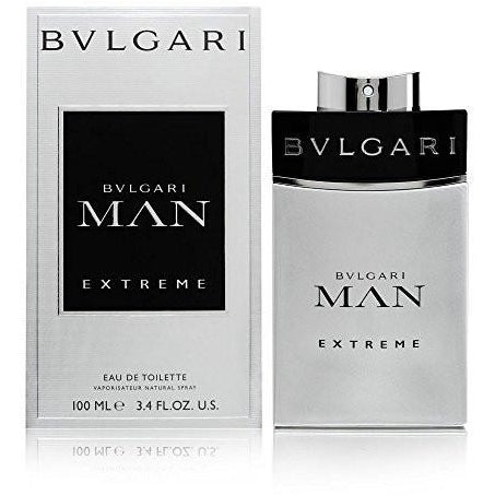 Bvlgari Man Extreme EDT 3.4 oz 100 ml Men