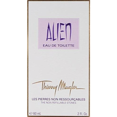 Alien The Non Refillable Stone By Thierry Mugler Eau-de-toilette Spray, 2 oz