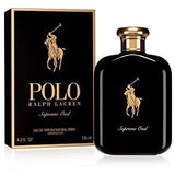 Ralph Lauren Polo Supreme Oud, Eau De Parfum Spray for Men, 4.2 Ounce, 125 ml.