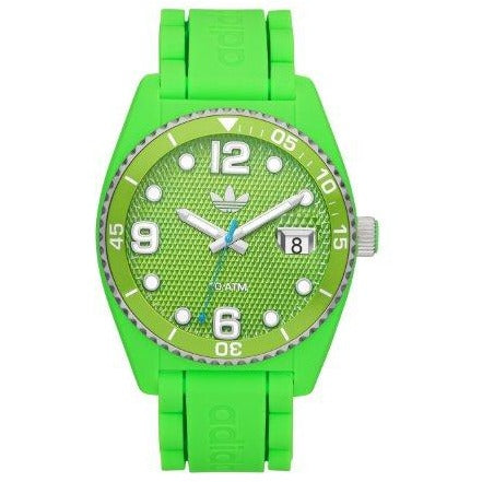 Adidas Brisbane Light Green Sl Str Watch (ADH6156)