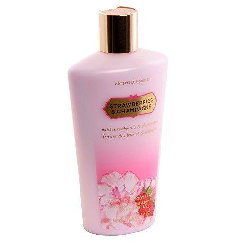 Victoria's Secret Strawberries and Champagne Hydrating Body Lotion 8.4 fl oz