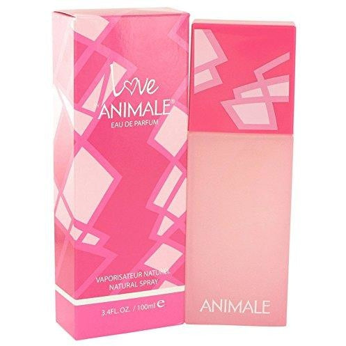 Animale Love for Women, 3.4 fl oz EDP