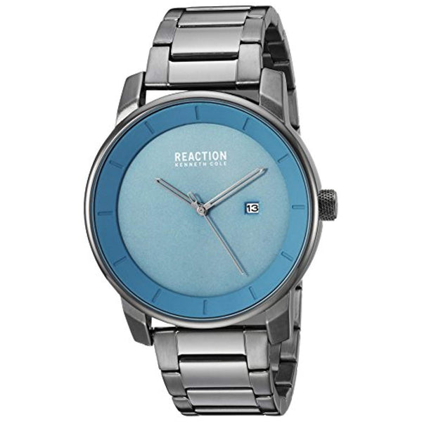Reaction By Kenneth Cole Analog Watch Two Tone/Light Blue (Rk50081008)