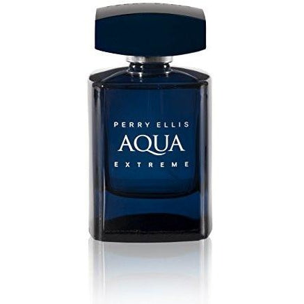 Perry Ellis Aqua Extreme Eau De Toilette Spray, 3.4 oz