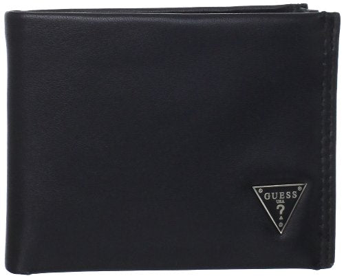 Guess Men's Passcase Billfold Black (31GU22X030)