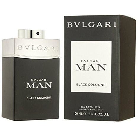 Bvlgari Man EDT Black 3.4 oz 100 ml Men