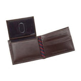 Tommy Hilfiger Passcase Billfold Wallet Brown (31TL22X062)