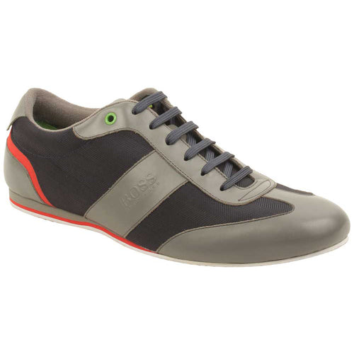 Hugo Boss Mens Shoes Sneakers Lighter Lowp Nyhr (50322388 460)