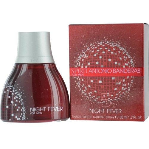 Antonio Banderas Spirit Night Fever EDT 1.7 oz Men