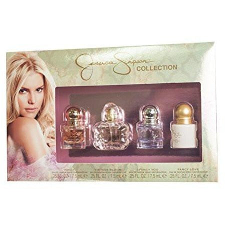Jessica Simpson 4 Piece EDP Coffret Set Women