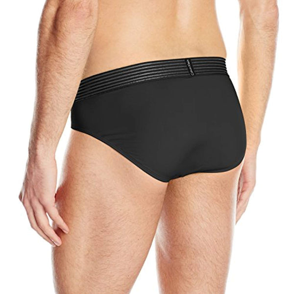 Calvin Klein Men's Iron Strength Micro Hip Brief