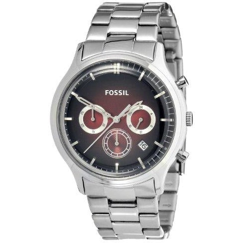 Fossil Men's FS4675 Ansel Stainless Steel Watch