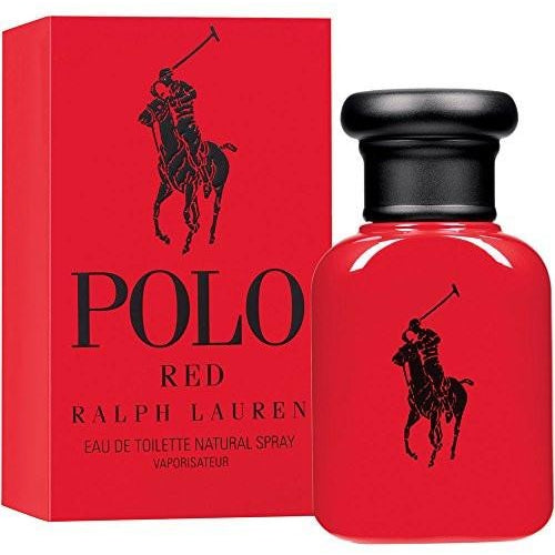 Ralph Lauren Polo Red EDT 2.5 oz 75 ml Men