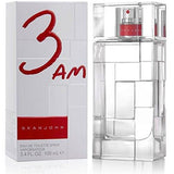 Sean John 3 AM Eau de Toilette Spray for Men, 3.4 Ounce
