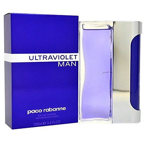 Paco Rabanne Ultraviolet Man EDT 3.4 oz 100 ml