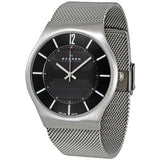 Skagen Men's 833XLSSB1 Denmark Black Dial Watch