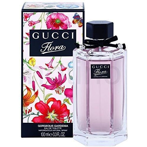 Gucci Gucci Flora Gorgeous Gardenia Eau De Toilette Spray, 3.3 oz