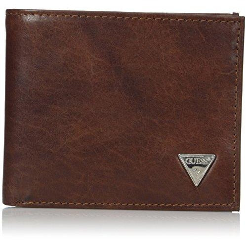 Guess Men's Naples Bifold Wallet (31GU22X017)