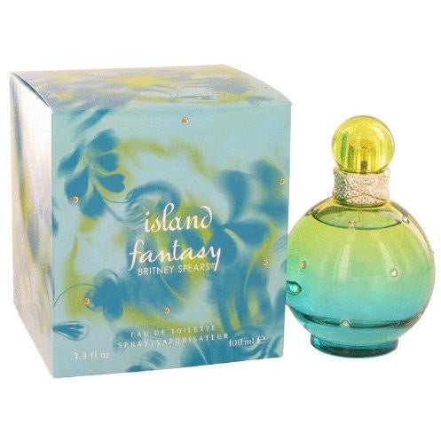 Britney Spears Island Fantasy For Women EDT Spray 3.3 oz 100 ml