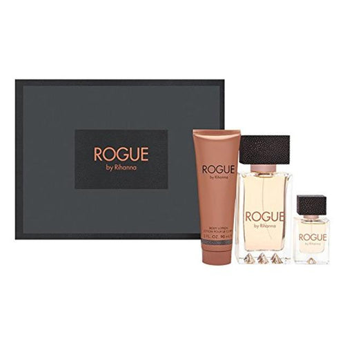 Rihanna Rogue 3 pc Gift Set Women