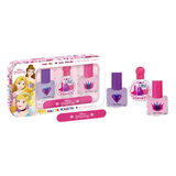 Disney Princess Cosmetic Set EDT 7 ml + 2 Nail Polish + Nail File