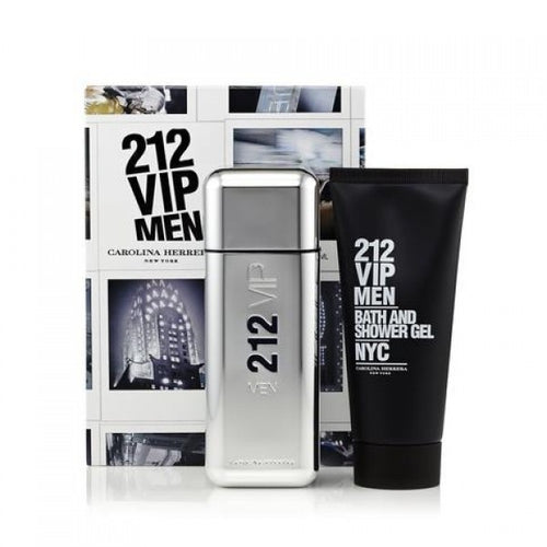 Carolina Herrera 212 Vip 2 Piece Gift Set Men