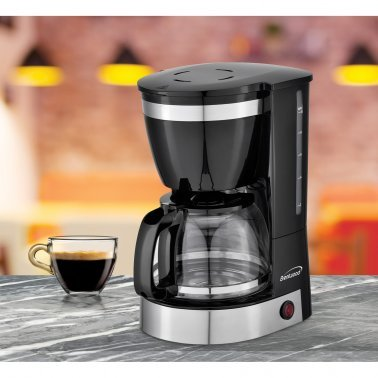 Coffee Maker 12-Cup Black By Brentwood