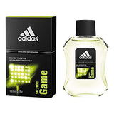 Adidas Pure Game EDT 3.4 oz 100 ml