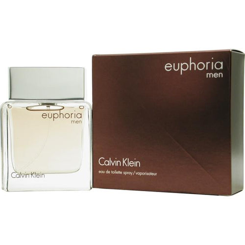 Calvin Klein Euphoria EDT 3.4 oz 100 ml Men