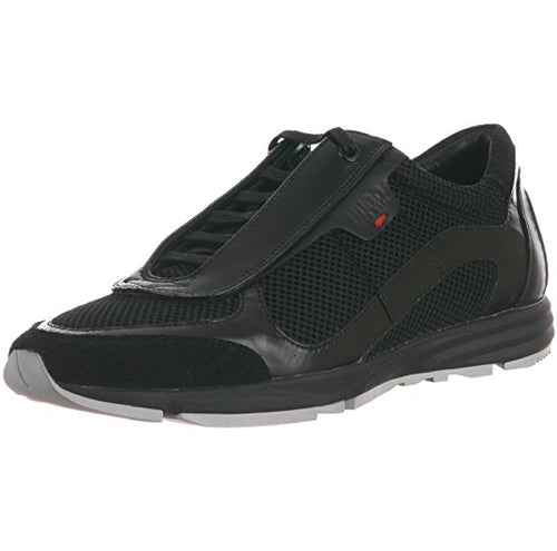 Hugo Boss By Boss Black Hitton Mens Sneakers Black (50272405 001)