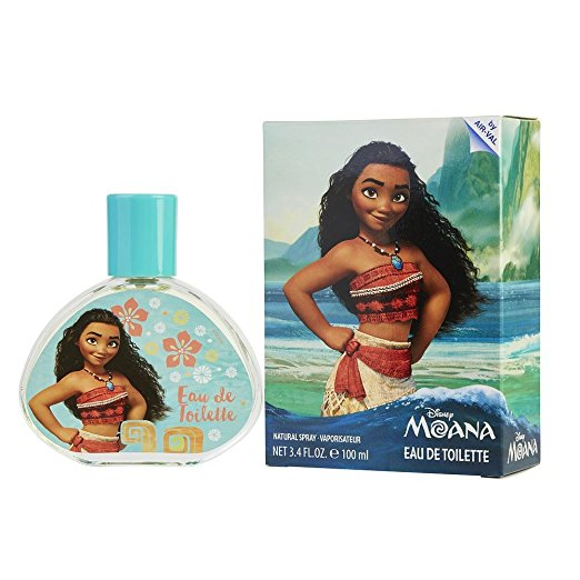 Disney Moana 3.4 oz Eau De Toilette Spray