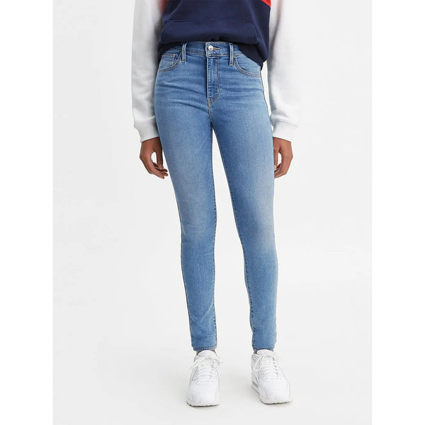 Levi's Women's 720 High Rise Super Skinny Jeans Color Medium Wash (527970188)