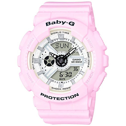 Casio Baby-G Analog-Digital Beach Watch (BA110BE-4)