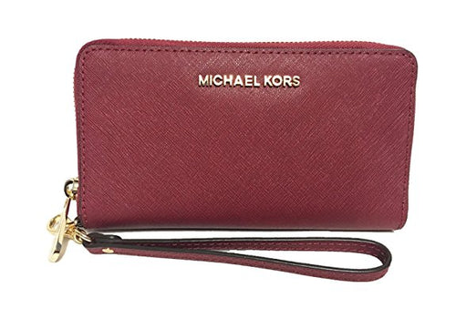 Michael Kors Jet Set Travel Multifunction Phone Case (35H7XGFW1L)