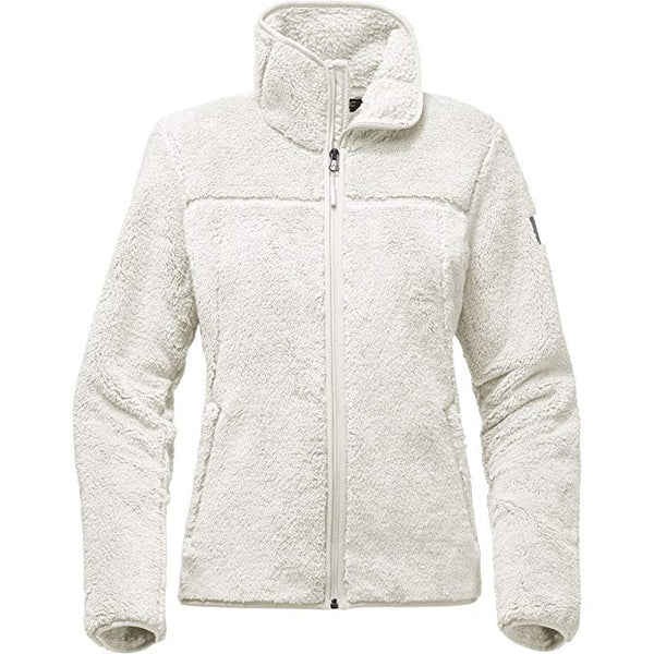 The North Face Women's Campshire Full Zip Vintage White LARGE