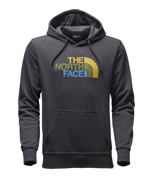 The North Face Men's Half Dome Hoodie Dark Grey Heather/Multi Color