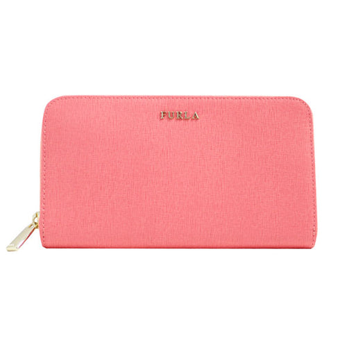 Furla PN08 Babylon Zip Wallet Peonia Leather (758743)