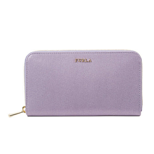 Furla PN08 Babylon Zip Around Wallet Lavanda (762418)