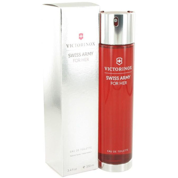 Swiss Army Swiss Army EDT 3.4 oz 125 ml Women