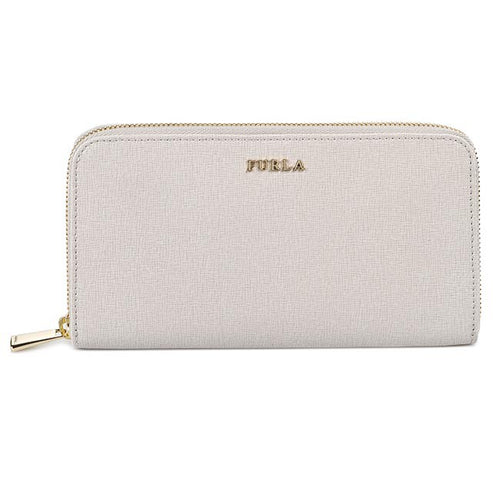 Furla PN08 Babylon Zip Wallet Opale Leather (762415)