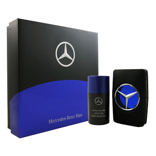 Mercedes-Benz Man 2pc Gift Set EDT 3.4 oz 100 ml