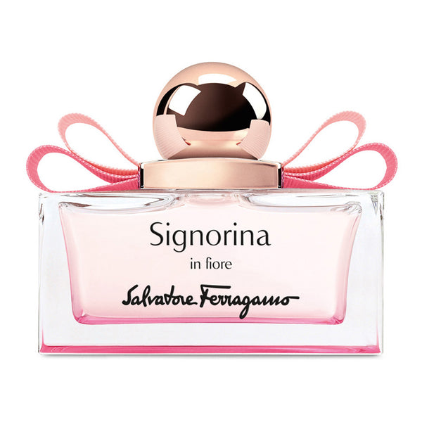 Salvatore Ferragamo Signorina In Fiore EDT 3.4 oz 100 ml for Women