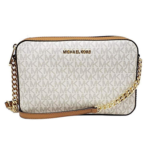 Michael Kors Jet Set Item Large East West Crossbody Shoulder Bag (35T8GTTC3B)