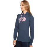 The North Face Women's Half Dome Hoodie Ink Blue/Purple Agate
