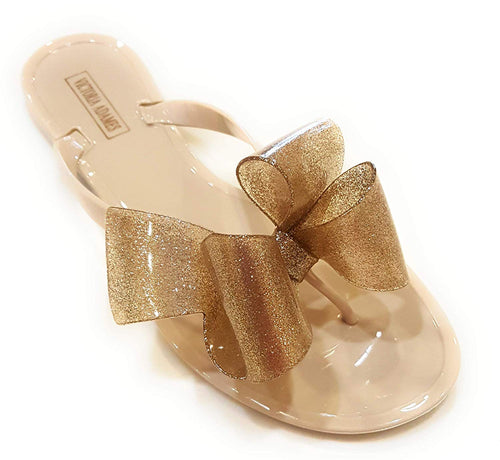 Victoria Adames Fiji Jelly Sandals