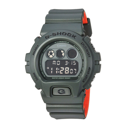 Casio G-Shock Watch Green (DW6900LU-3) Men
