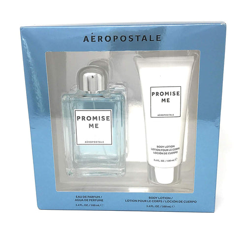 Aeropostale Promise Me 2PC Gift Set EDP 3.4 oz 100 ml Women
